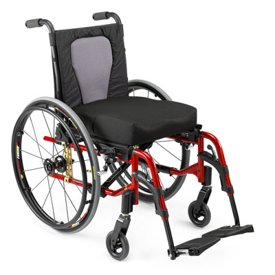 Invacare MyOn Ultralight Manual Wheelchair Parts