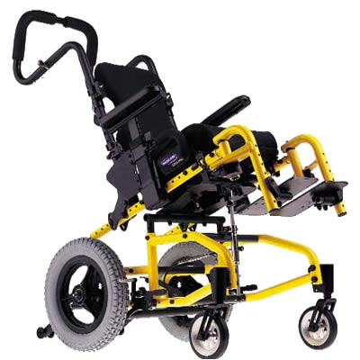 Invacare Orbit Pediatric Manual Wheelchair Parts