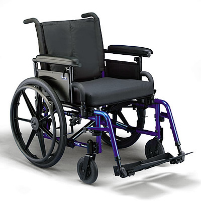Invacare Patriot Lightweight Manual Wheelchair Parts