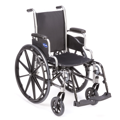 Invacare Veranda 4000 Lightweight Manual Wheelchair Parts