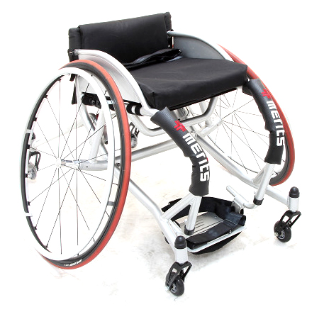 Merits L802T/BM Pro Tennis & Badminton Manual Wheelchair Parts