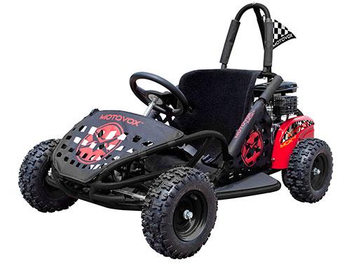 Motovox MGK12 Go-Kart Parts