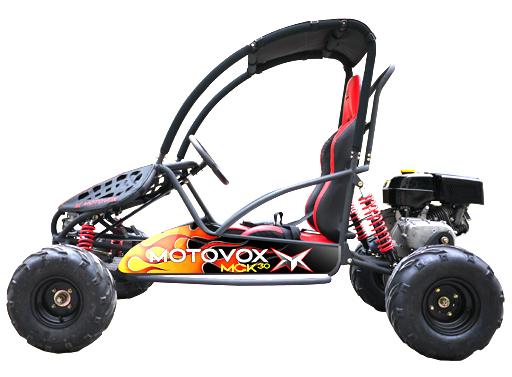 Motovox MGK30 Go-Kart Parts