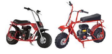 Baja Doodle Bug (Blitz, Dirt Bug, Racer) 97cc Mini Bike
