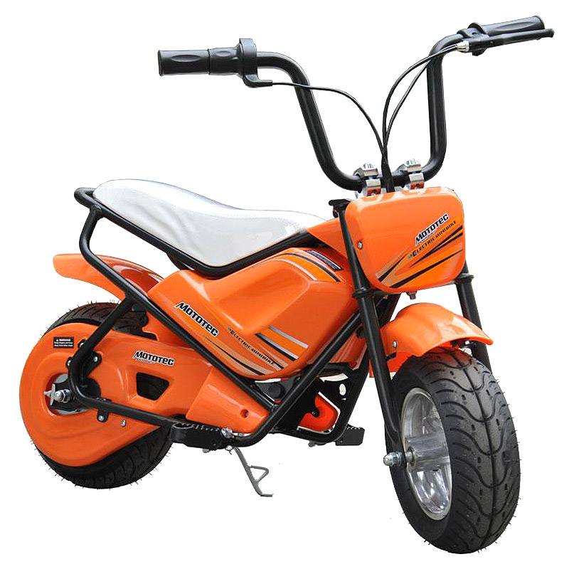 MotoTec MT-MB 24 Volt Electric Mini Bike