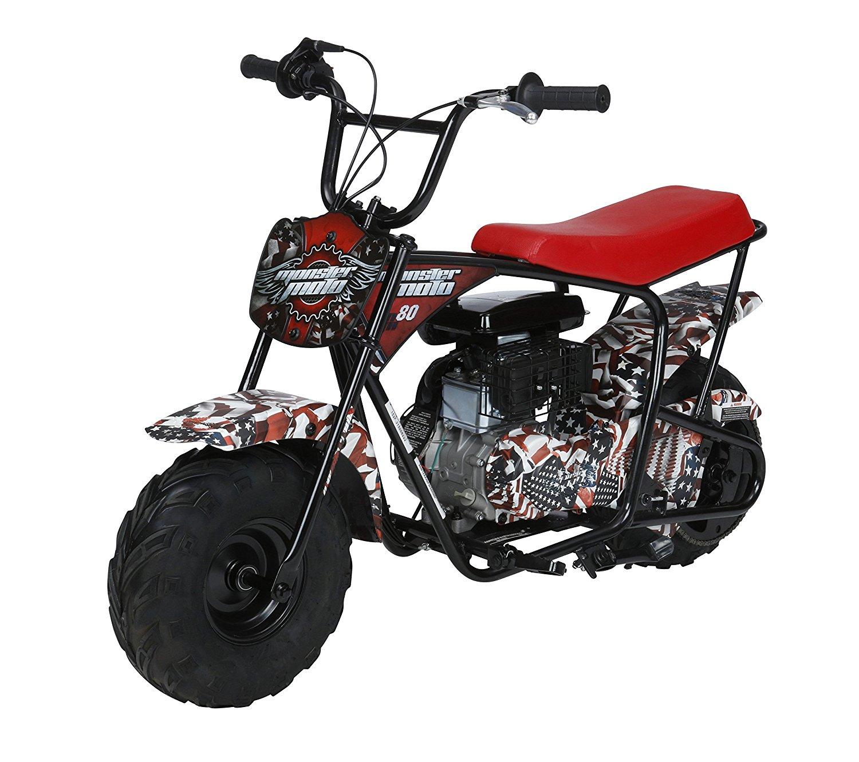 Mini Bike Accessories : Monster moto classic cc mm b mini bike parts