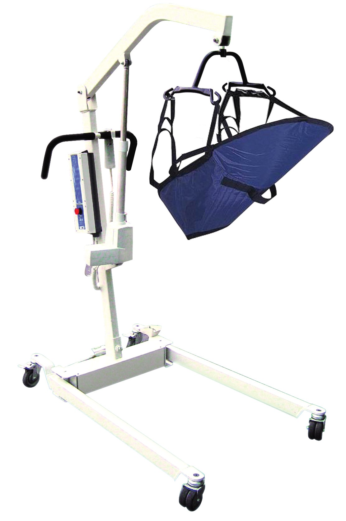 Drive Medical Battery Powered Bariatric Patient Lift  with Removeable Battery (13245)