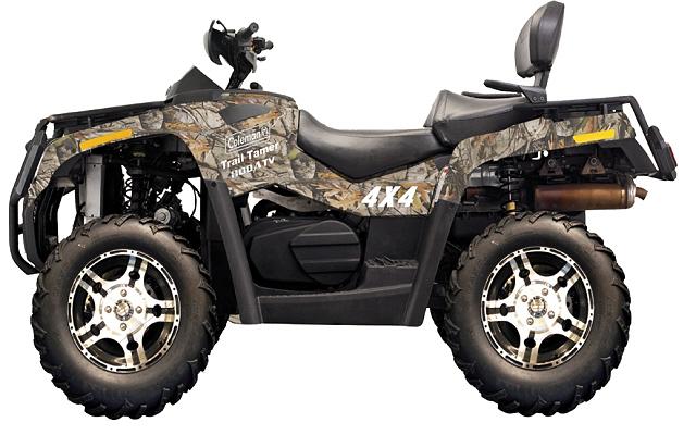 Coleman Trail Tamer 800 (HS800ATV) ATV Parts