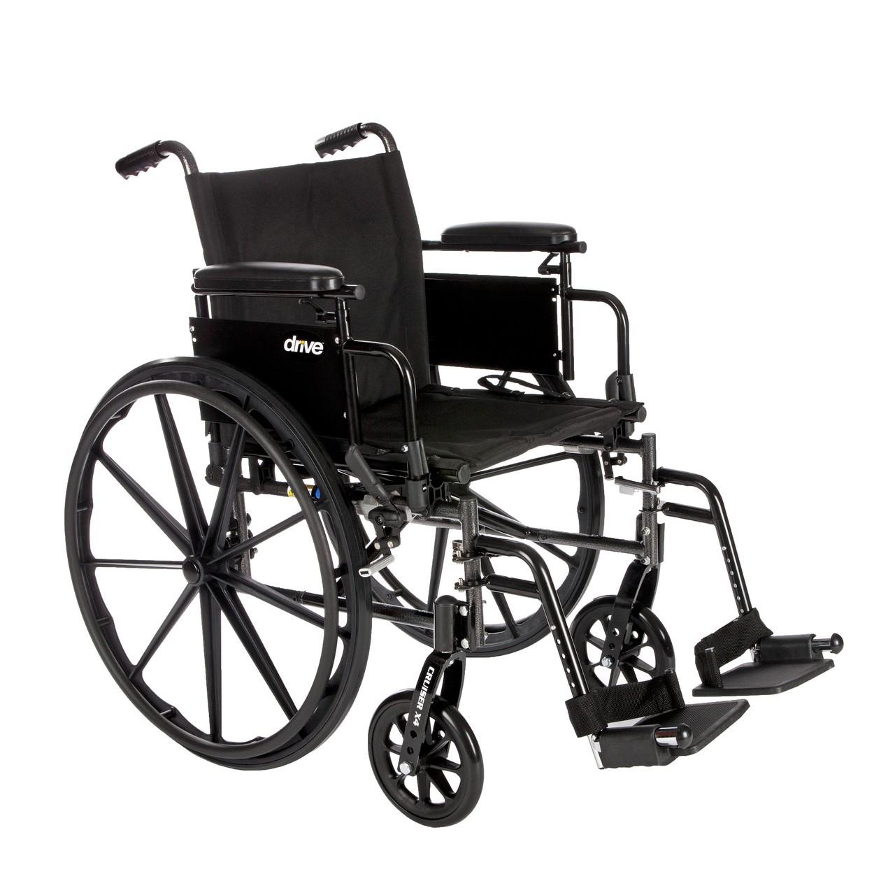 Drive Cruiser X4 Wheelchair Parts