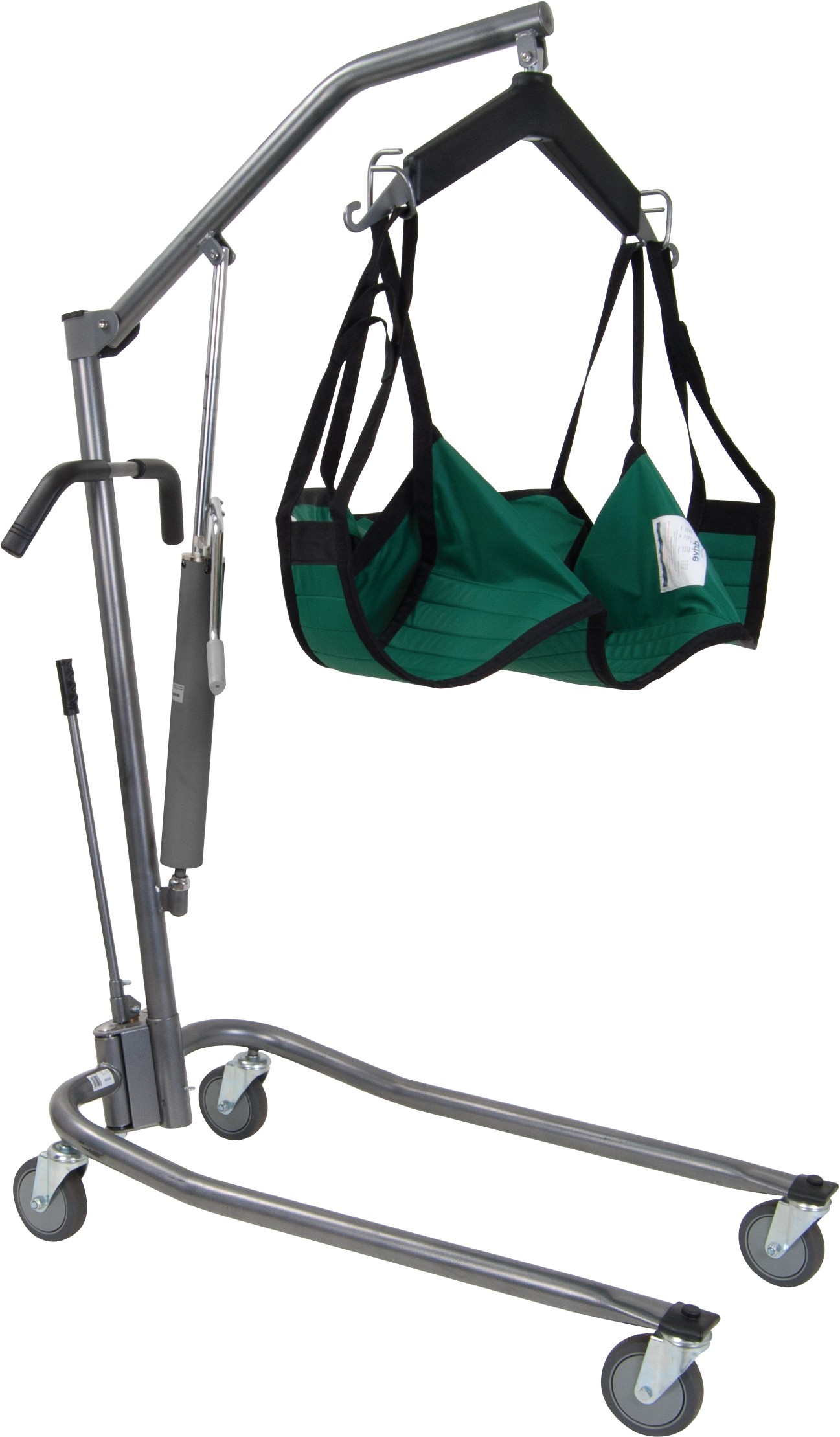 Drive Medical Deluxe Silver Vein Hydraulic Patient Lift