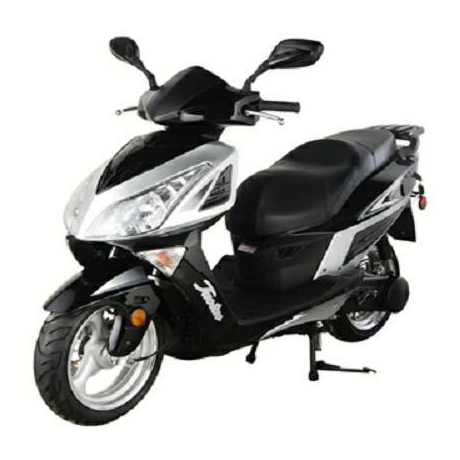 TaoTao EVO 150 Scooter Parts