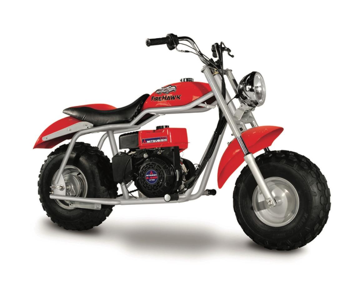 Tomberlin Firehawk Mini Bike Parts - Tomberlin Mini Bike