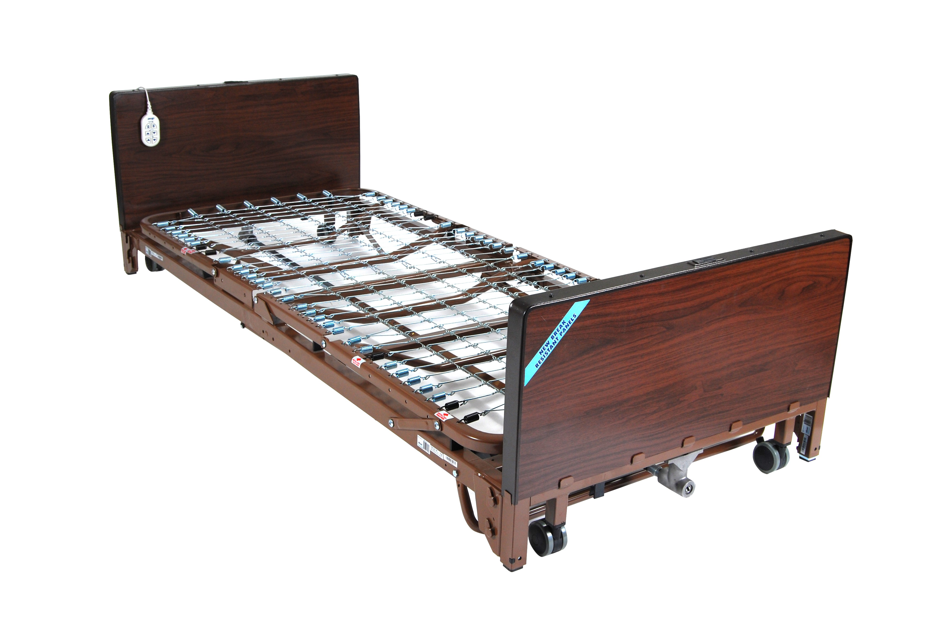 Drive Medical Full Electric Low Height Bed (15005L)