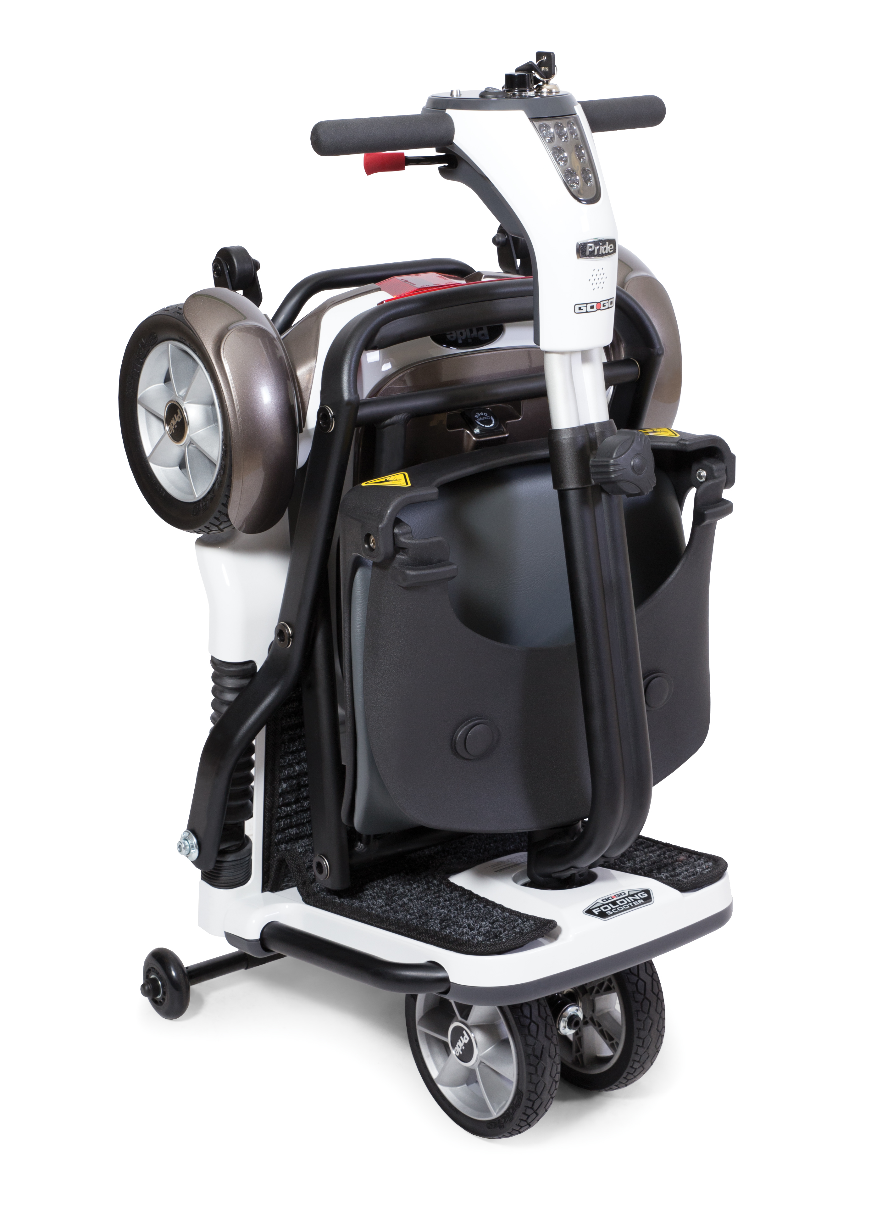 Pride Mobility Scooter >> Go-Go Folding Scooter (S19) Parts - Go-Go Travel Mobility ...