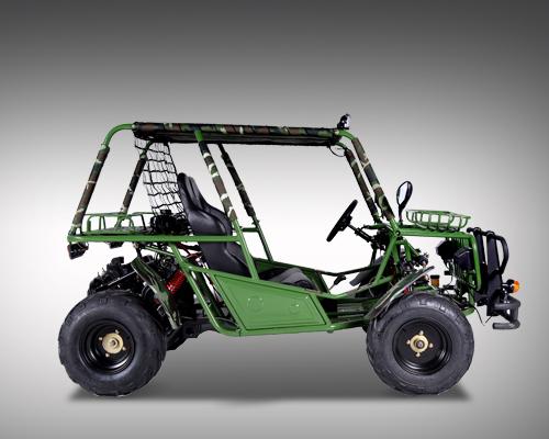 Kandi KD-150GKH-2 Go-Kart Parts