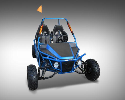 Kandi KD-200GKM-2 Go-Kart Parts