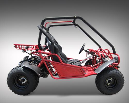 Kandi KD-150FS Go-Kart Parts