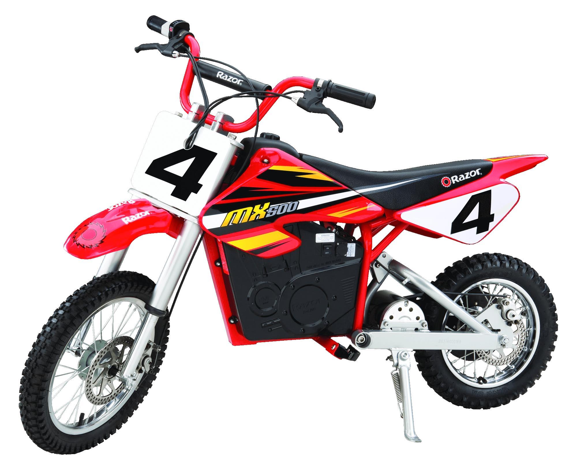 Razor MX500 Dirt Rocket Dirt Bike Parts
