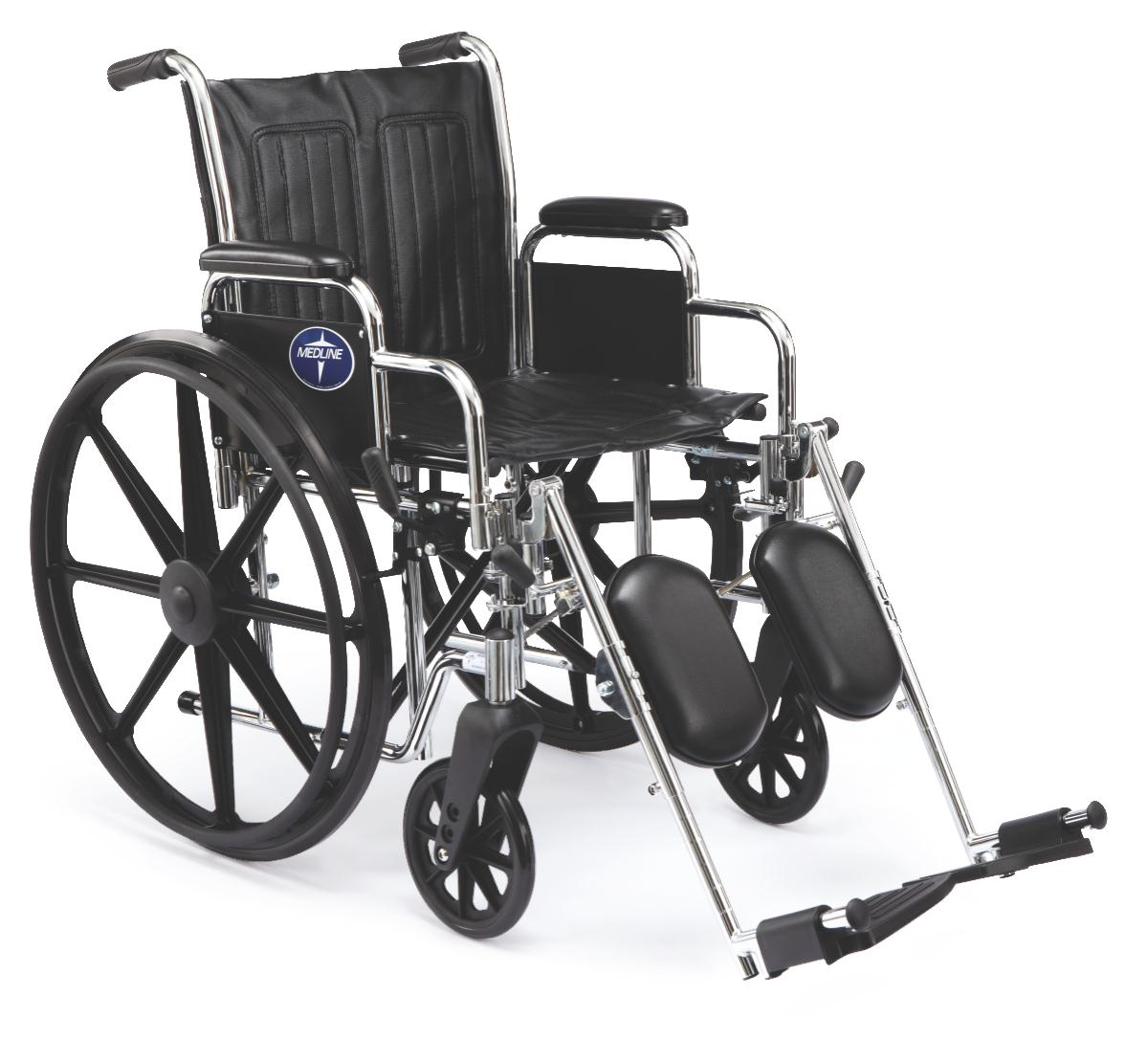 Medline 2000 Manual Wheelchair Parts