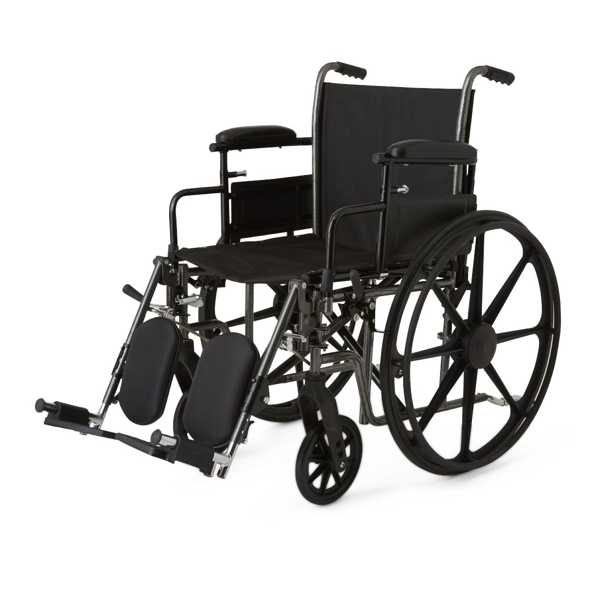 Medline K3 Basic Plus Manual Wheelchair Parts