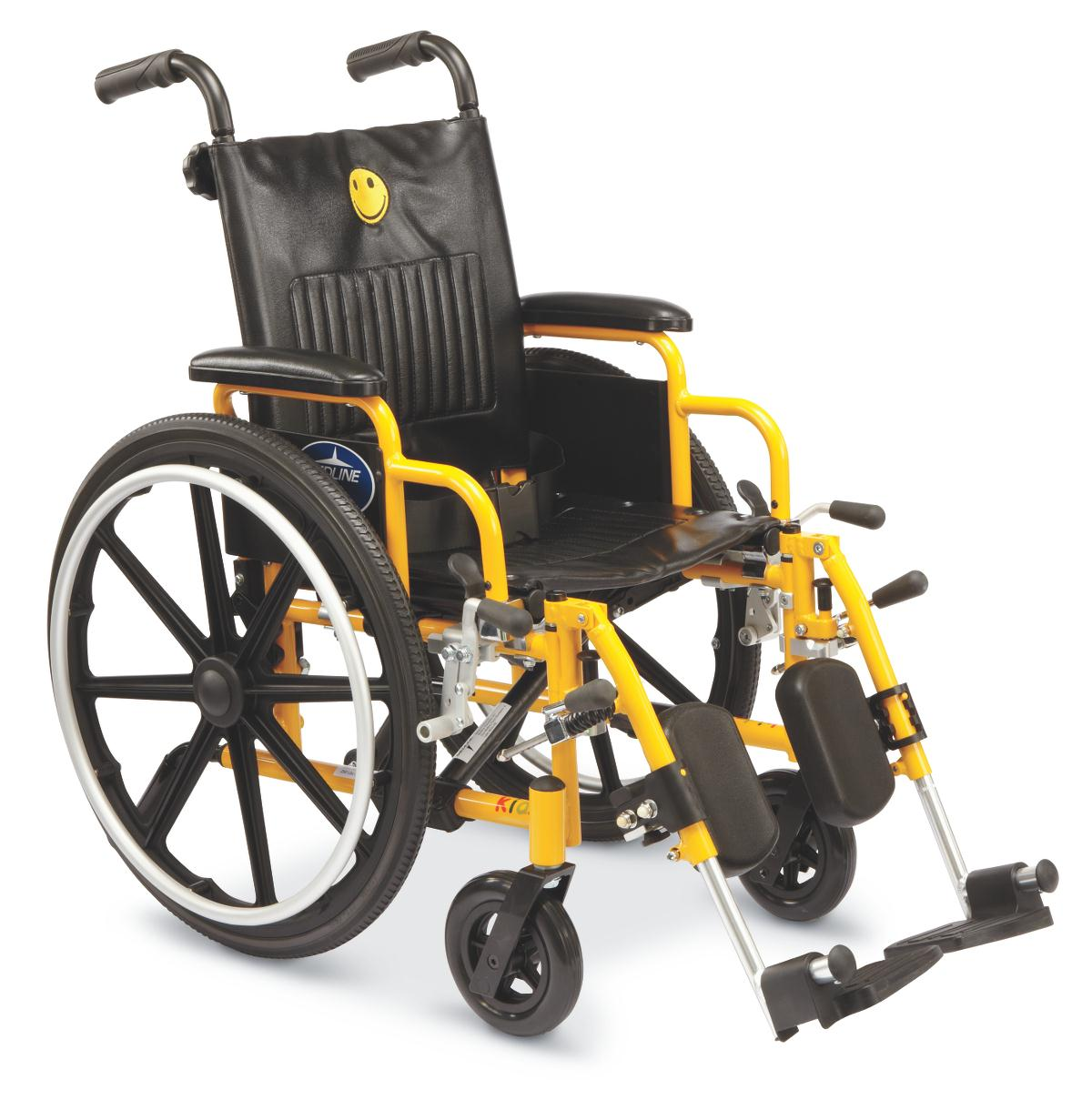 Medline Kidz Manual Pediatric Wheelchair Parts