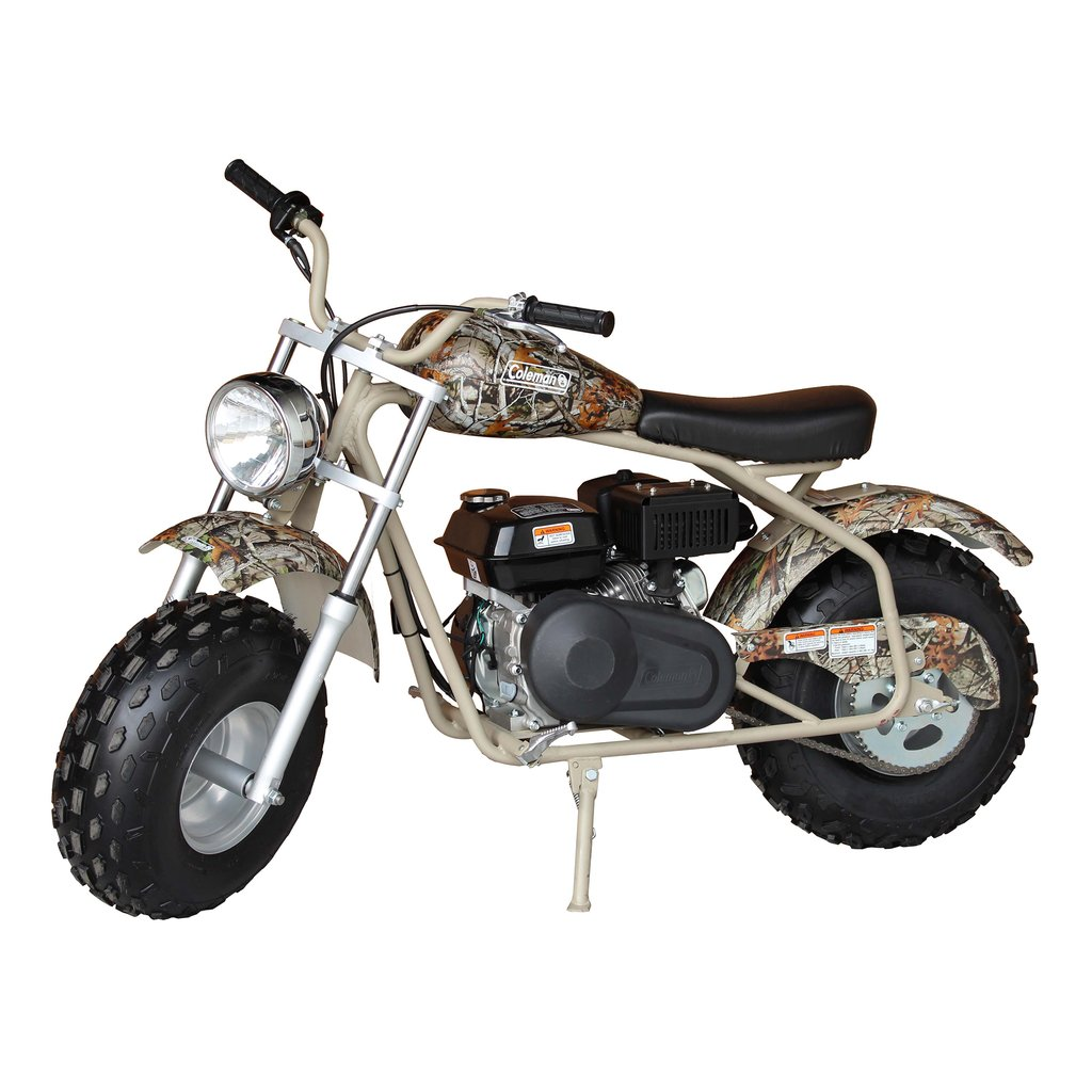 Coleman CT200U-EX Mini Bike Parts