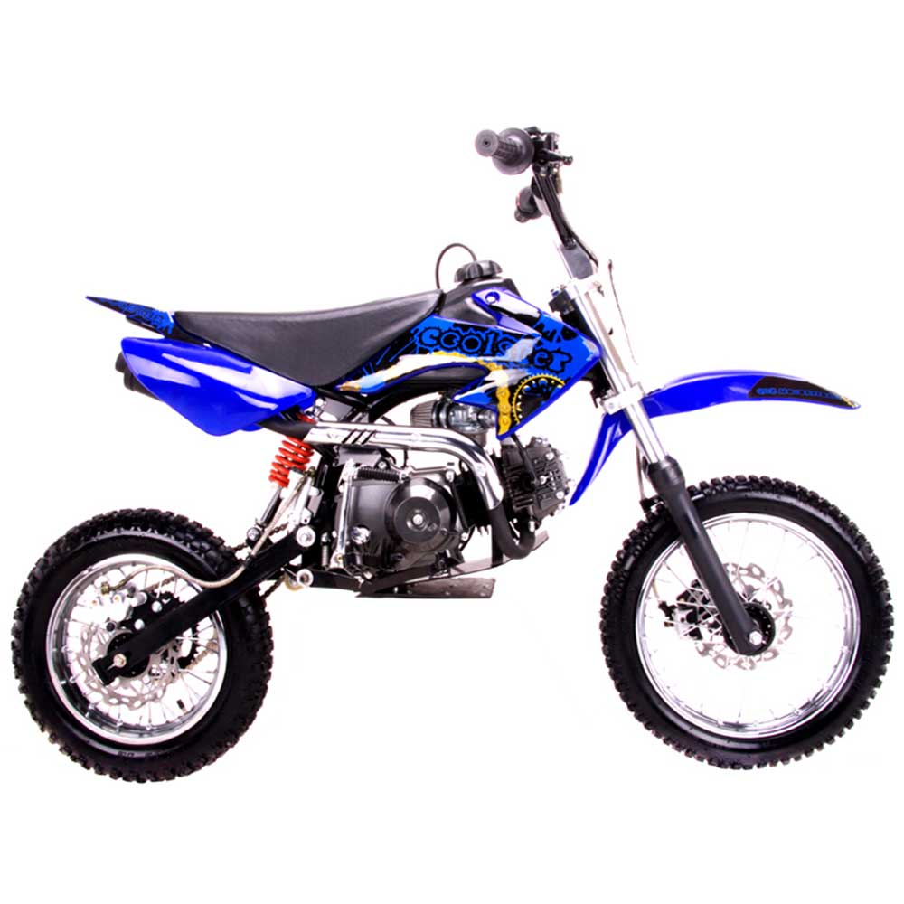 Coolster QG-214S 125cc Dirt Bike Parts