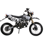 Coolster QG-214X-M125 (125cc) Dirt Bike Parts