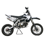 Coolster QG-214X-X125 (125cc) Dirt Bike Parts