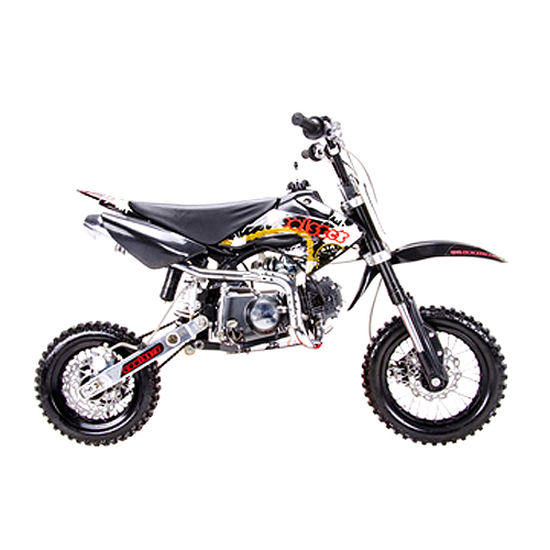 Coolster QG-214XR-2 125cc Dirt Bike Parts