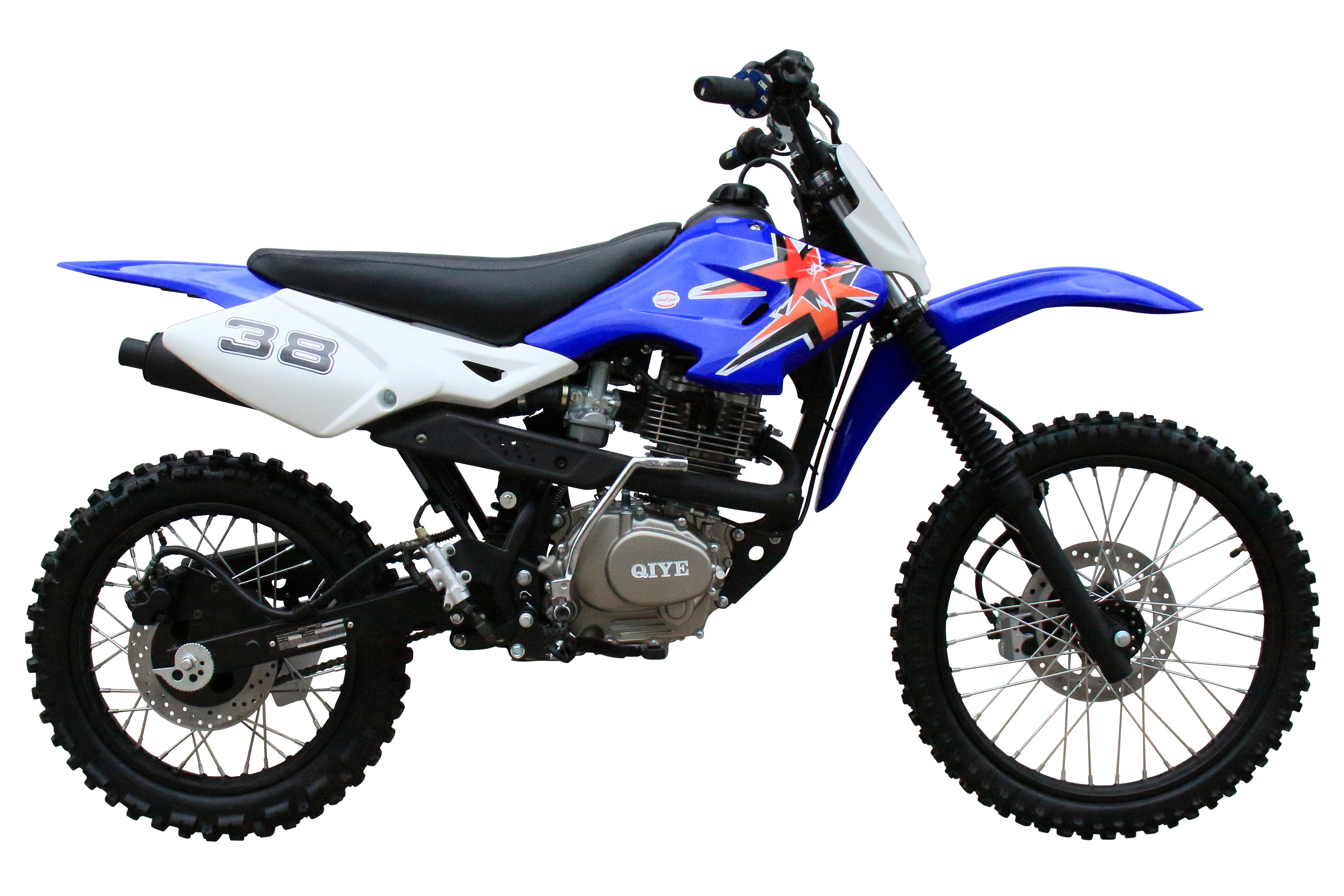 Coolster QG-216 200cc Dirt Bike Parts