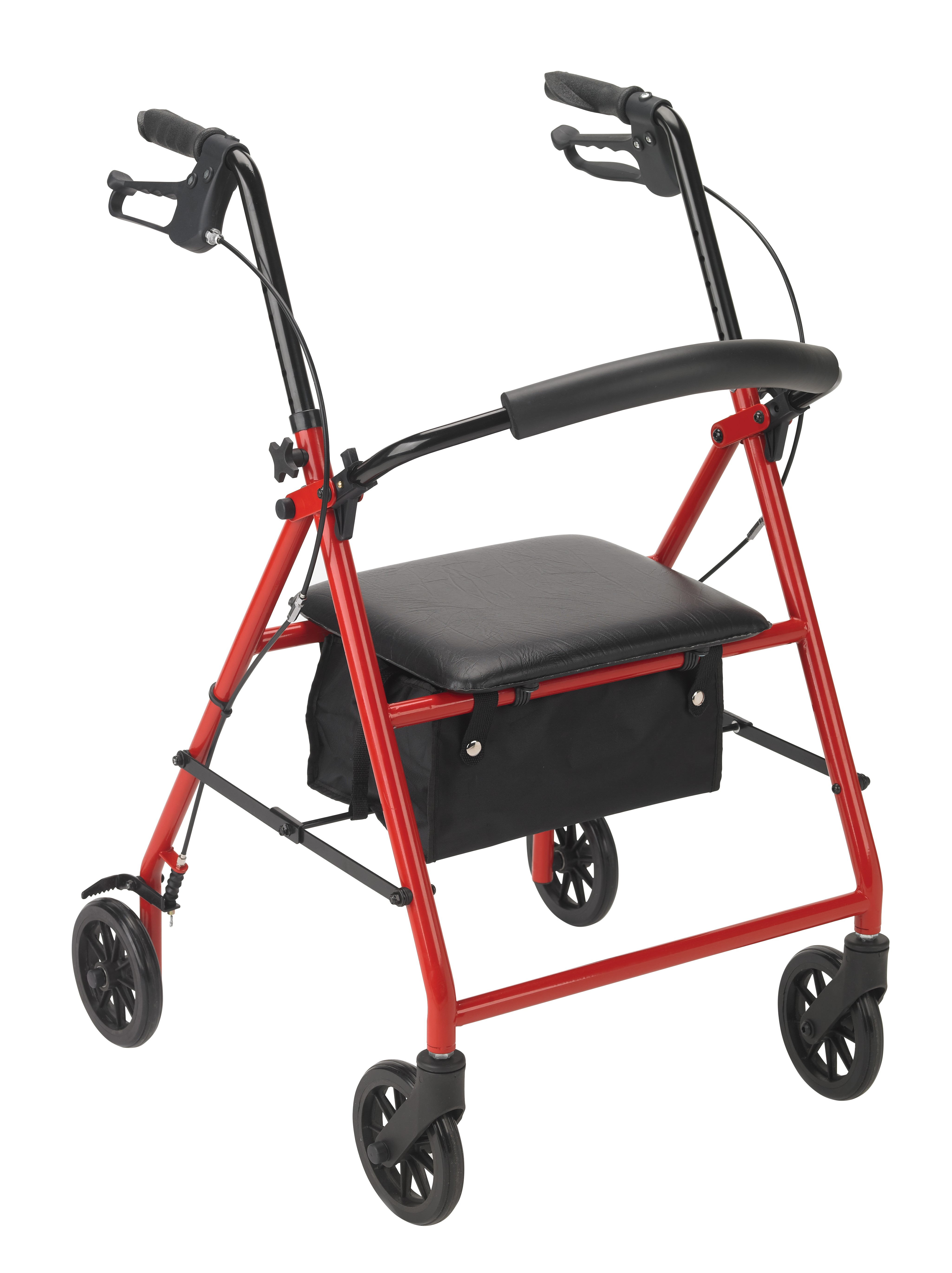 Drive Medical Rollator with 6