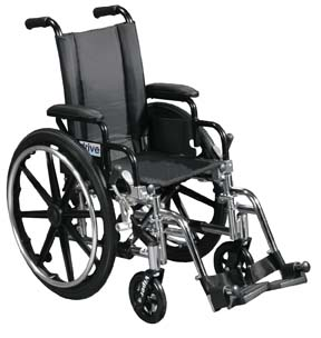 Drive Viper Plus Wheelchair Parts