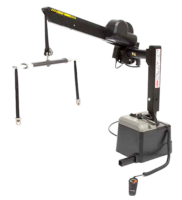 Pride Commander 400 Exterior Boom Vehicle Lift Parts