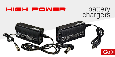 High Power Battery Chargers