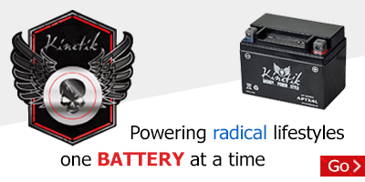 Kinetik Batteries