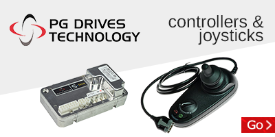 PG Drives Controllers & Joystick Controllers
