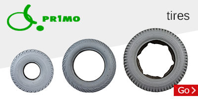 Primo Mobility Tires