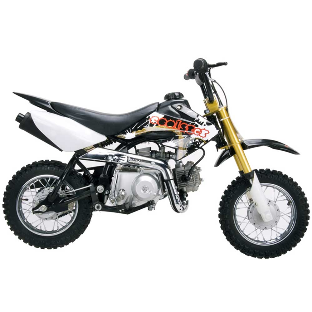 Coolster QG-210 70cc Dirt Bike Parts