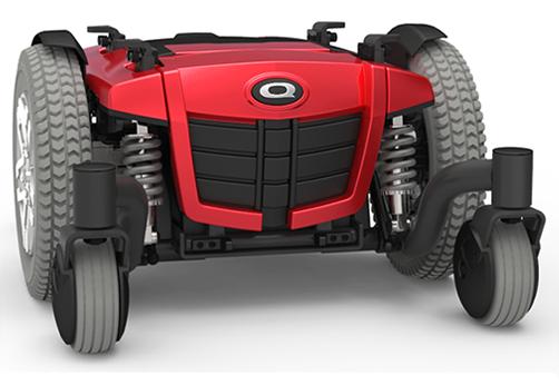 Quantum Q6 Edge Parts - Quantum Parts - All Mobility Brands
