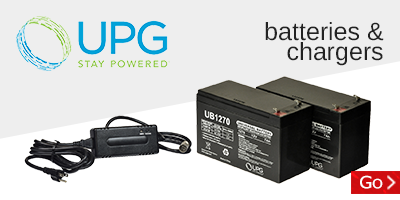 Universal Power Group (UPG) Batteries & Battery Chargers