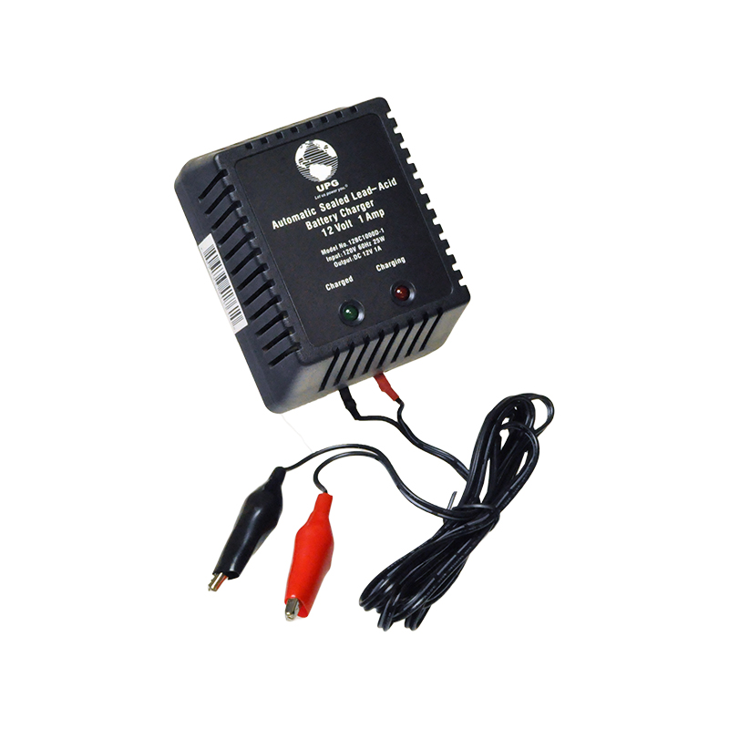 12 Volt 1.0 Amp 12BC1000D 1 Battery Trickle Charger All in