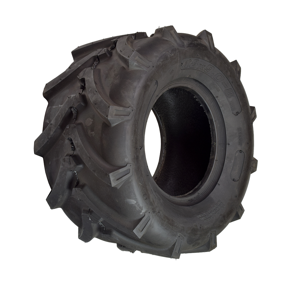 X Vtread Tire on Yerf Dog Go Cart