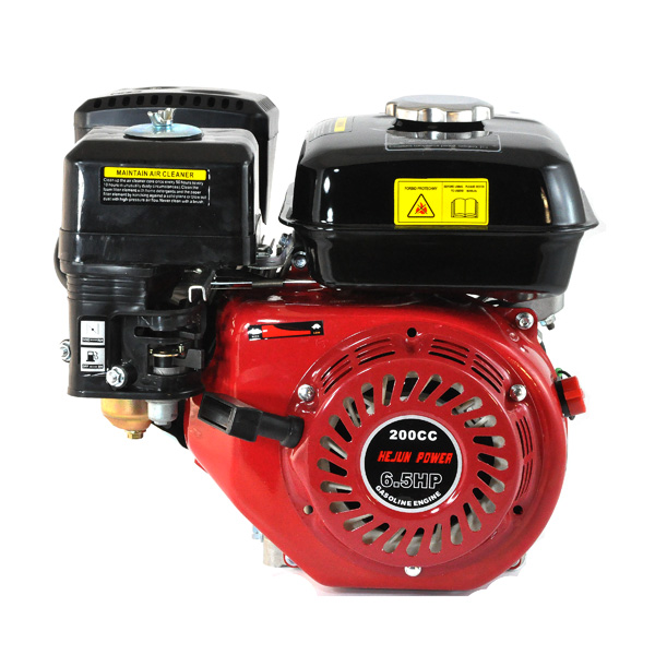 196cc 6 5 hp honda clone (gx200 168f) go kart & mini bike engine with 20mm  output shaft