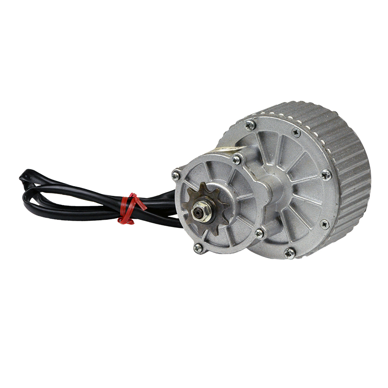24V electric motor gear reduction for ebike 9T Sprocket Mini Bikes Scooters New