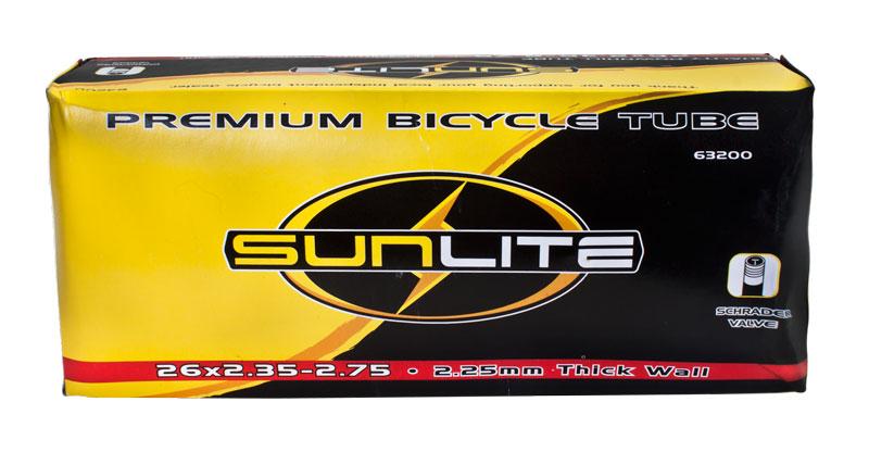Tube SunLite 26x2.35-2.75 Schrader Valve