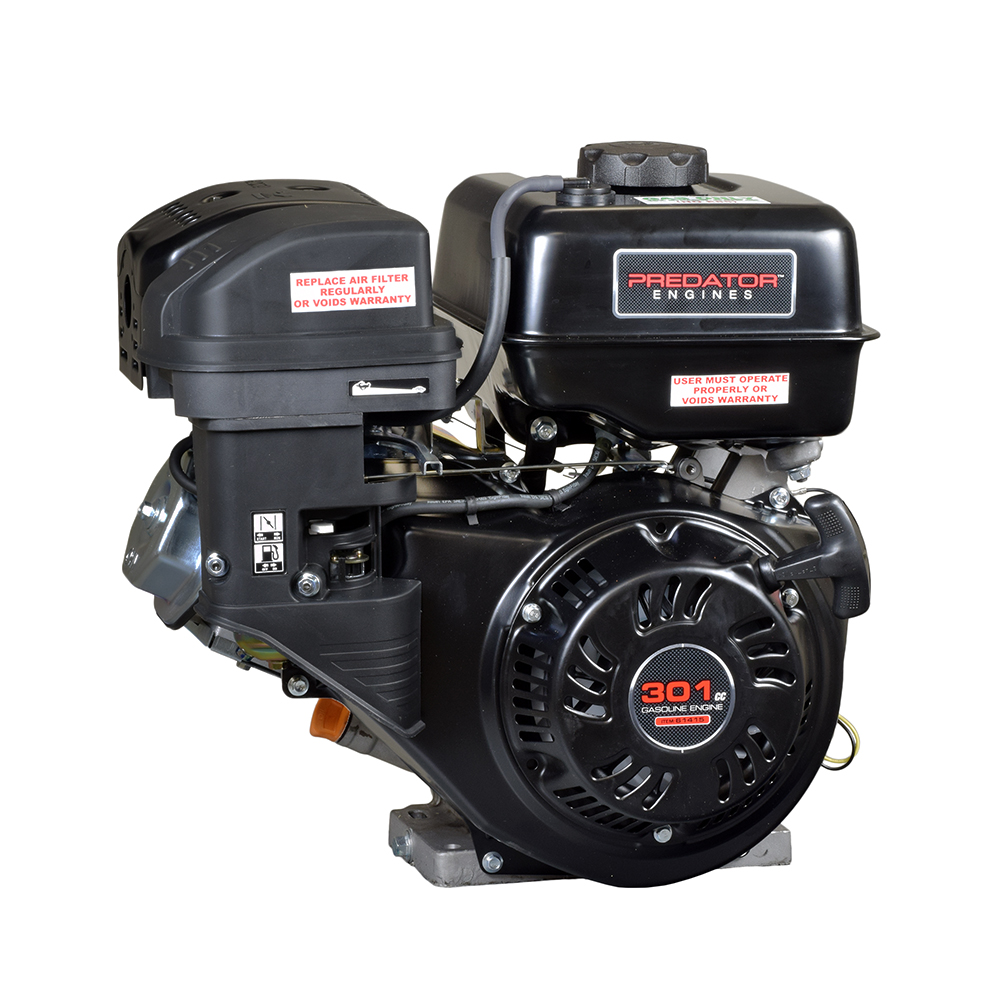 301cc 8 Hp Engine For Mini Bikes Predator