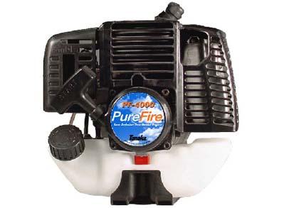 Tanaka 40cc PureFire Scooter & Utility Engine