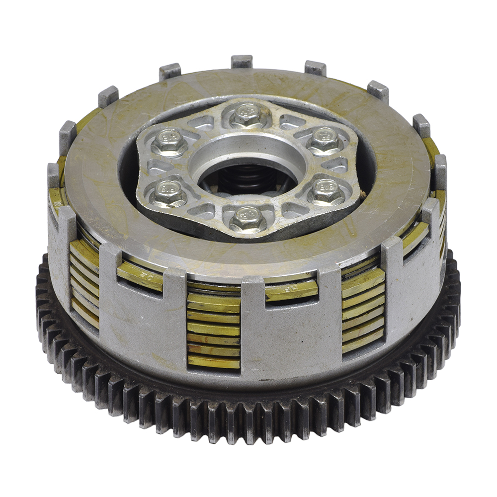 Clutch embly with 7 Plates for 250cc ATVs & Dirt Bikes ... on