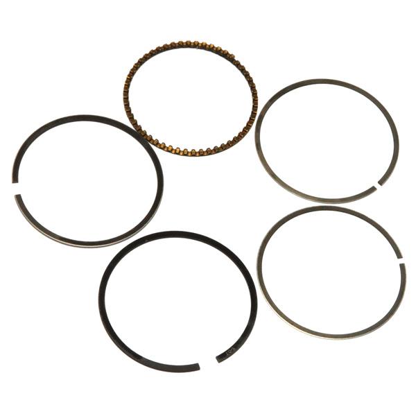 72cc Piston Ring Set for 50cc GY6 QMB139 Engine Big Bore Kits (5